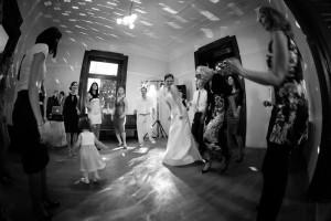 Bilder der Hochzeitsfeier
