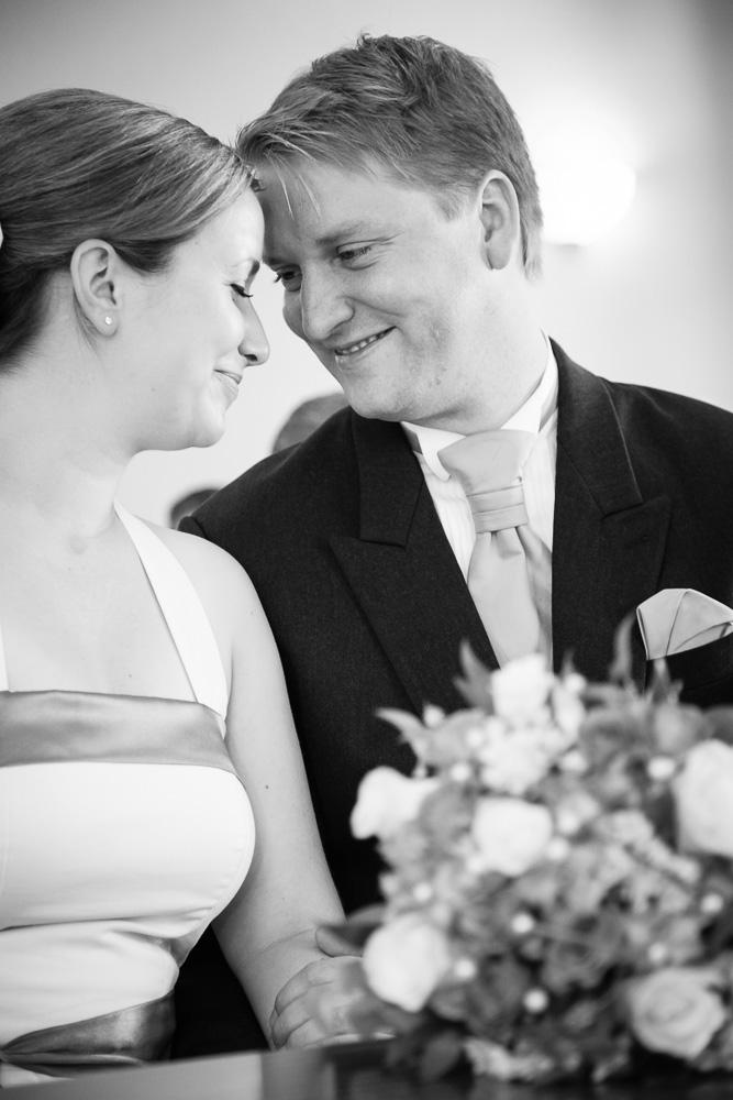 Hochzeit im Standesamt