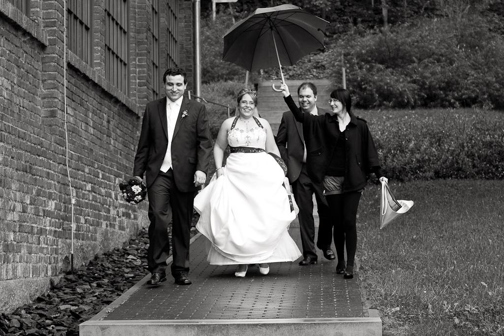 Hochzeit in Reichenbach im Vogtland