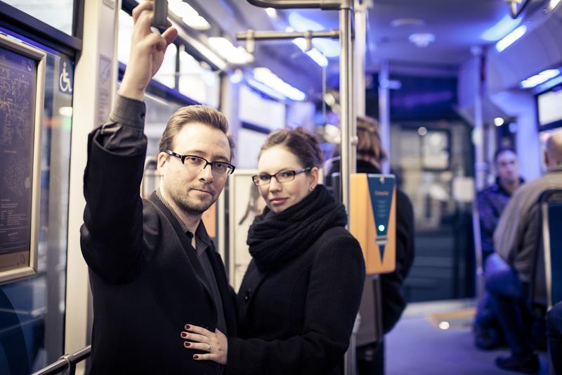 Kennenlernshooting in Leipzig