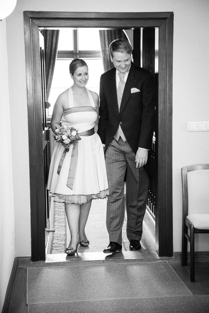 Hochzeit im Wörlitzer Standesamt