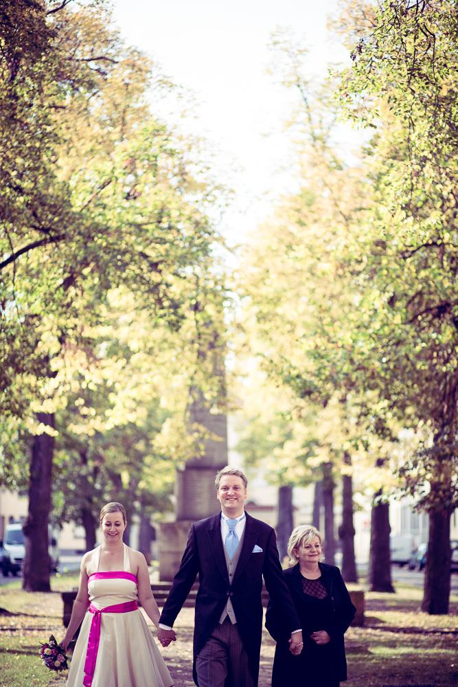 Hochzeit im Wörlitz Hof
