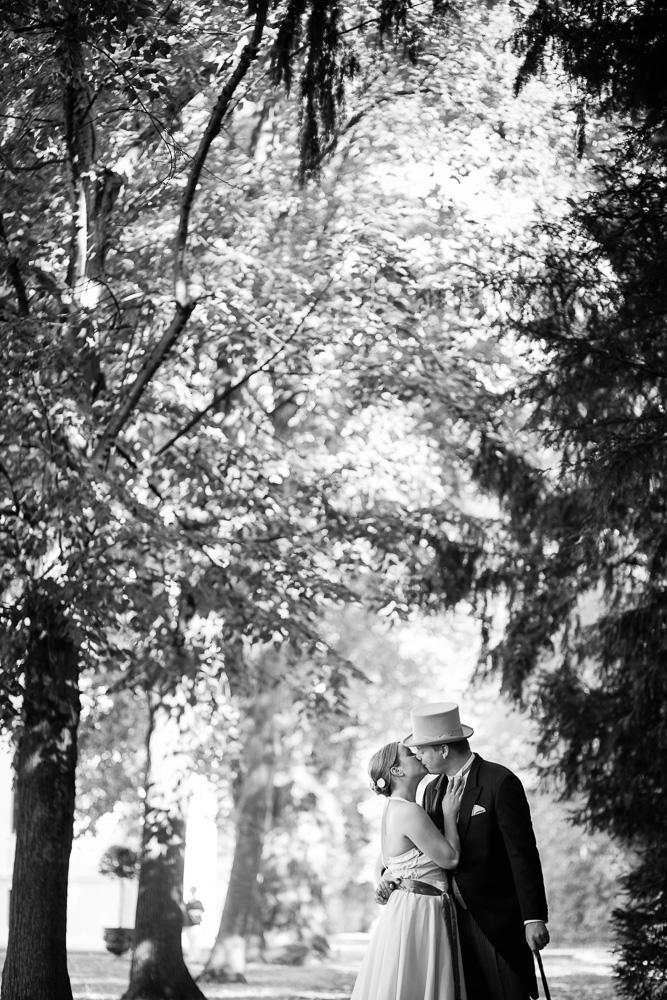 Hochzeitshooting in Wörlitzer Park